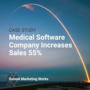 Medical Software Company Increases Sales and Reduces Cost